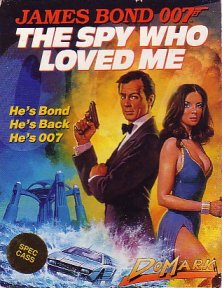 Caratula de 007: Spy Who Loved Me, The para Spectrum