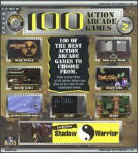 Caratula de 100 Action Arcade Games: Volume 2 para PC