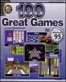 Carátula de 100 Great Games for Windows 95