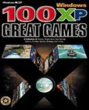 Carátula de 100 Great Games for Windows XP