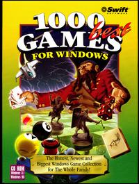 Caratula de 1000 Best Games for Windows para PC