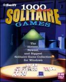 Carátula de 1000 Best Solitaire Games