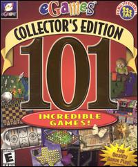 Caratula de 101 Incredible Games!: Collector's Edition para PC