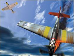 Pantallazo de 12 O'Clock High: Bombing the Reich para PC