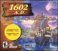 Caratula de 1602 A.D. [Jewel Case] para PC