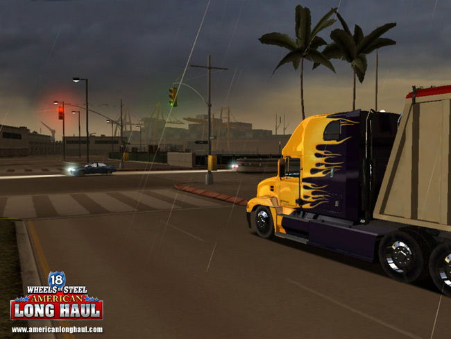 Pantallazo de 18 Wheels of Steel: American Long Haul para PC