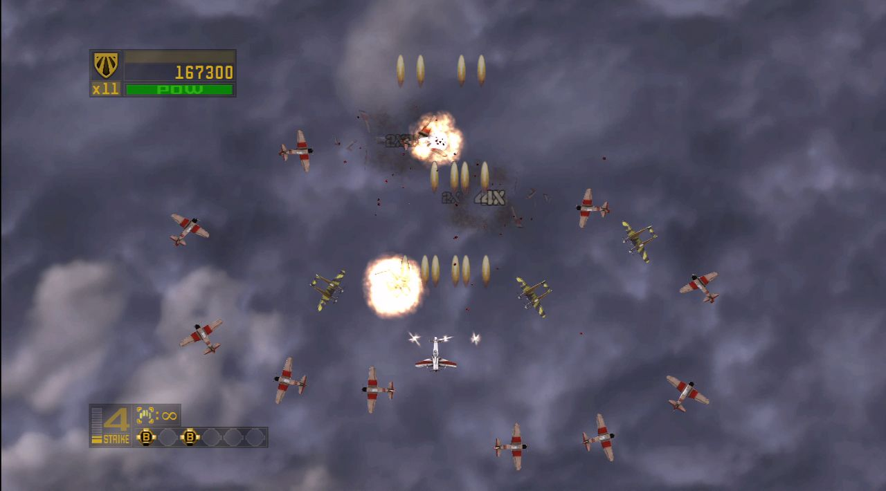 Pantallazo de 1942: Joint Strike (Ps3 Descargas) para PlayStation 3