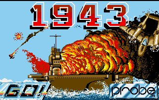 Pantallazo de 1943: The Battle Of Midway para Amiga