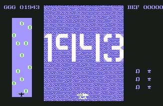 Pantallazo de 1943 - One Year After para Commodore 64