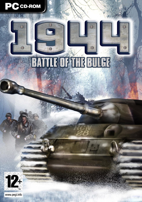 Caratula de 1944: Battle of the Bulge para PC