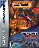 Caratula nº 24690 de 2 Game Pack: Matchbox Missions -- Emergency Response/Air, Land, & Sea Rescue (200 x 200)