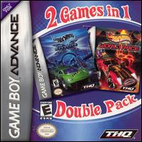 Caratula de 2 Game in 1 Value Pack: Hot Wheels Velocity X/Hot Wheels World Race para Game Boy Advance