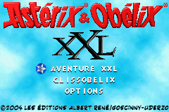 Pantallazo de 2 Games in 1 - Asterix & Obelix PAF! + Asterix & Obelix XXL para Game Boy Advance