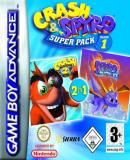 Carátula de 2 Games in 1 - Crash & Spyro Pack Volume 1