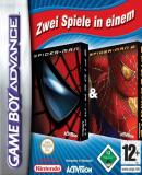 Carátula de 2 Games in 1 - Spiderman Gamepack