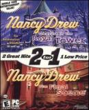 Carátula de 2 for 1: Nancy Drew: Treasure in the Royal Tower/Nancy Drew: The Final Scene