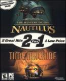 Carátula de 2 for 1: The Mystery of the Nautilus/The New Adventures of the Time Machine