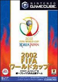 Caratula de 2002 FIFA World Cup Korea/Japan para GameCube