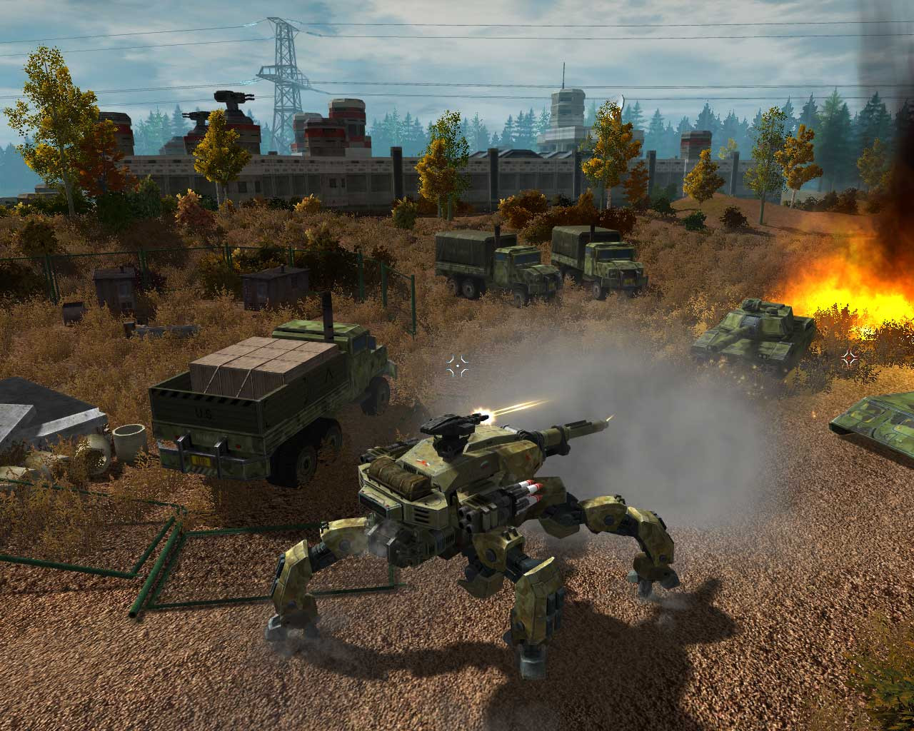 Pantallazo de 2025: Battle for Fatherland para PC