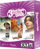 Carátula de 3 Great Games for Girls