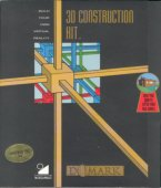 Caratula de 3D Construction Kit para PC