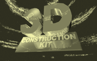 Pantallazo de 3D Construction Kit para PC