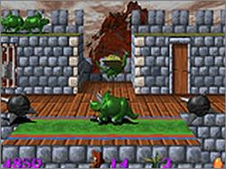 Pantallazo de 3D Dragon Castle para PC