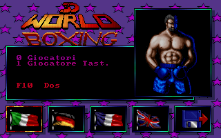 Pantallazo de 3D World Boxing para PC