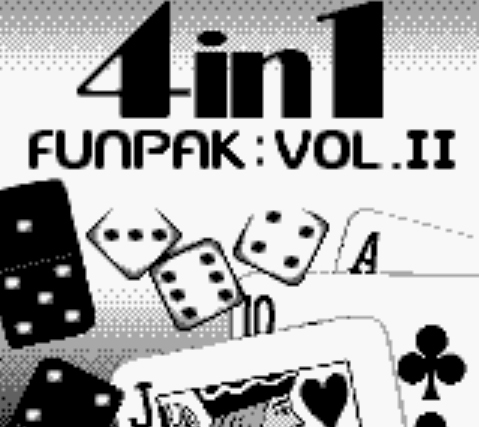 Pantallazo de 4-in-1 Funpack: Volume II para Game Boy