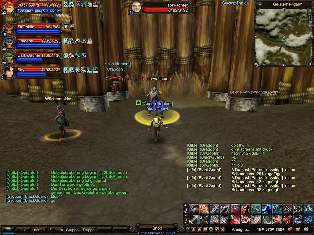 Pantallazo de 4Story - Three Kingdoms & One Hero para PC