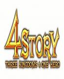 Caratula nº 183015 de 4Story - Three Kingdoms & One Hero (640 x 292)