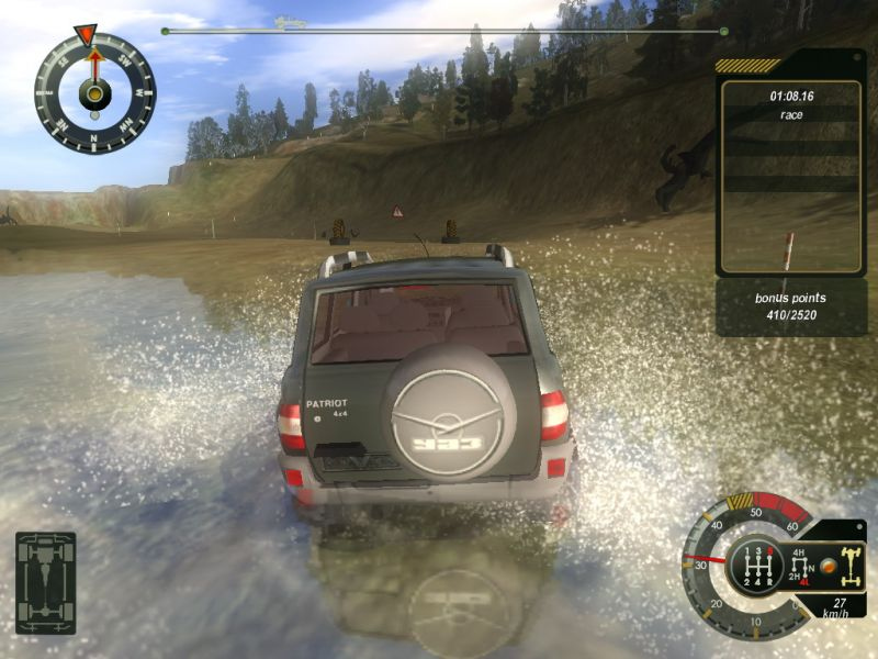 4X4 Hummer [2009] [full][PC Game]