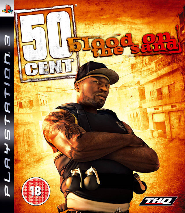 Caratula de 50 Cent: Blood on the Sand para PlayStation 3
