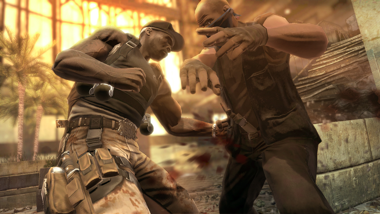 Pantallazo de 50 Cent: Blood on the Sand para Xbox 360