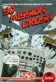 Caratula de 50 Mission Crush para PC