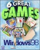 Carátula de 6 Great Games for Windows 98