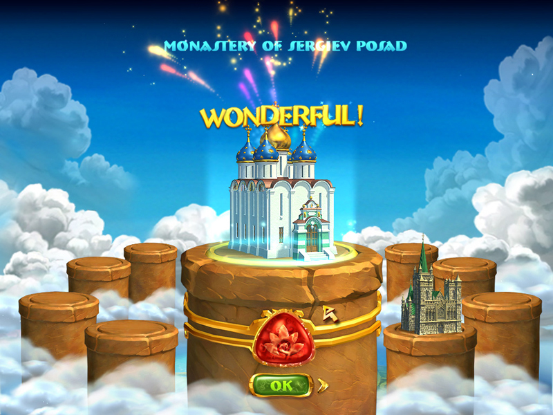 Pantallazo de 7 Wonders: Treasures of Seven para PC