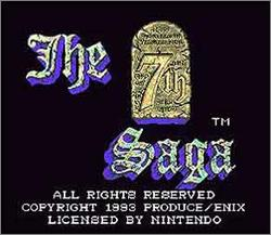 Pantallazo de 7th Saga, The para Super Nintendo