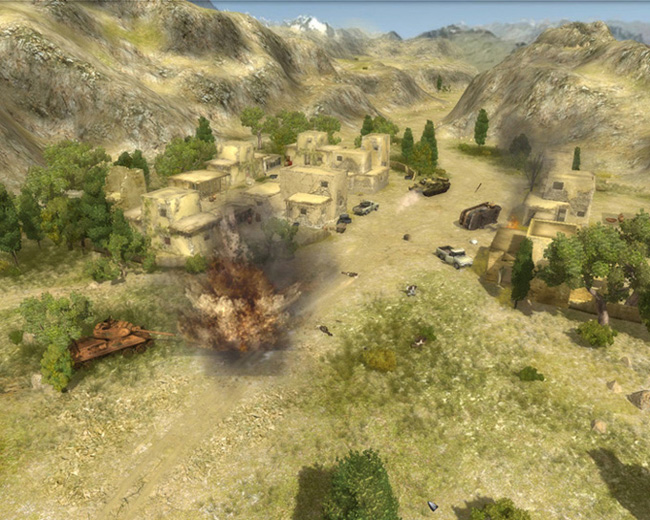 Pantallazo de 9th Company: Roots Of Terror para PC