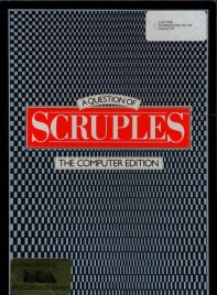 Caratula de A Question of Scruples: The Computer Edition para Atari ST