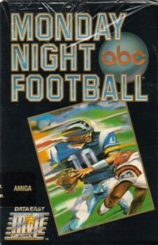 Caratula de ABC Monday Night Football para Amiga