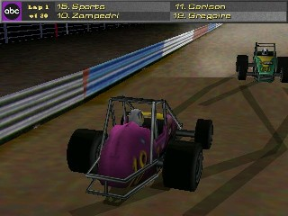 Pantallazo de ABC Sports Indy Racing para PC