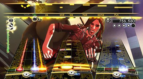 Pantallazo de AC/DC Live: Rock Band Track Pack para PlayStation 3