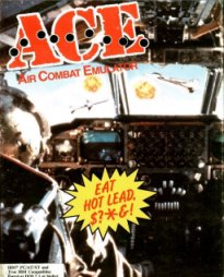 Caratula de ACE: Air Combat Emulator para PC