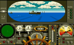 Pantallazo de ADS - Advanced Destroyer Simulator para Amiga