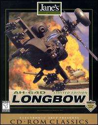 Caratula de AH-64D Longbow: Limited Edition para PC