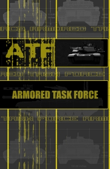 Caratula de ATF: Armored Task Force para PC