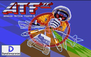 Pantallazo de ATF II (Advanced Tactical Fighter II) para Amiga