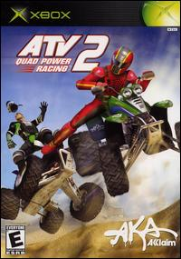 Caratula de ATV: Quad Power Racing 2 para Xbox