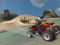 Pantallazo de ATV: Quad Power Racing 2 para Xbox